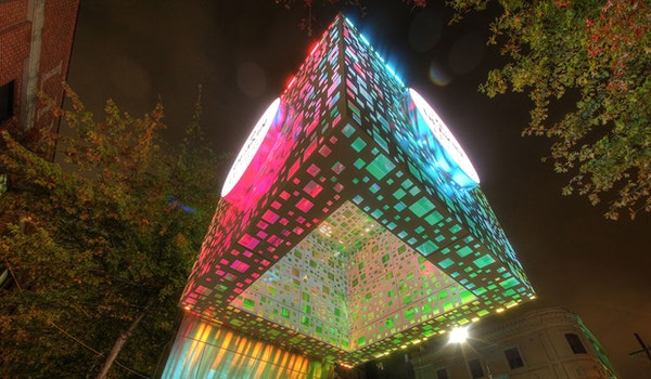 Deakin Cube