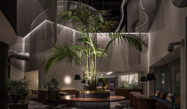 Gateway Business Lounge
