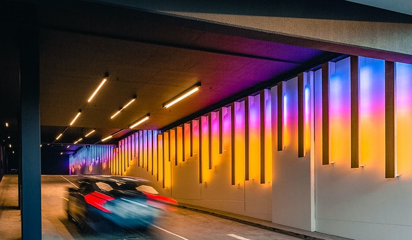 Kishorn Road Tunnel Array