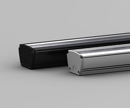 Maxis is a high-power linear LED floodlight. Offered in a range of optics and colour temperature options, Maxis can be easily installed with the assistance of various mounting gear and rotating equipment.