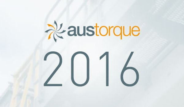 Austorque - Machines 2016 Conference