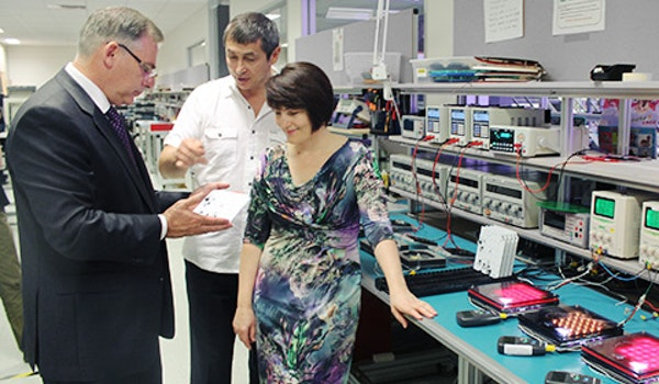 Government praises Coolon innovation and R&D