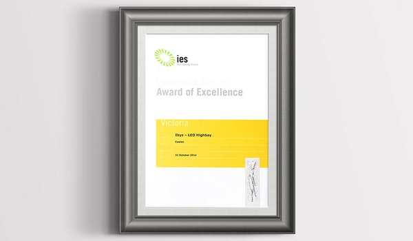 IBYS Wins Prestigious Award