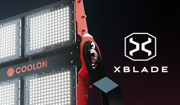 Now available: XBLADE™ 480