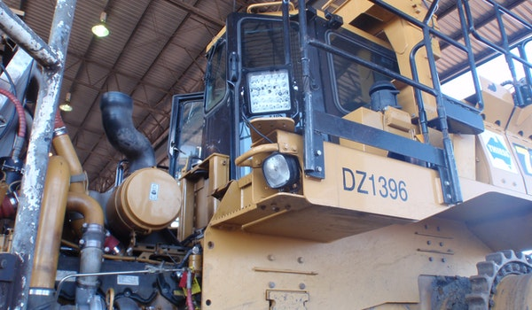 Caterpillar D11 Bulldozer