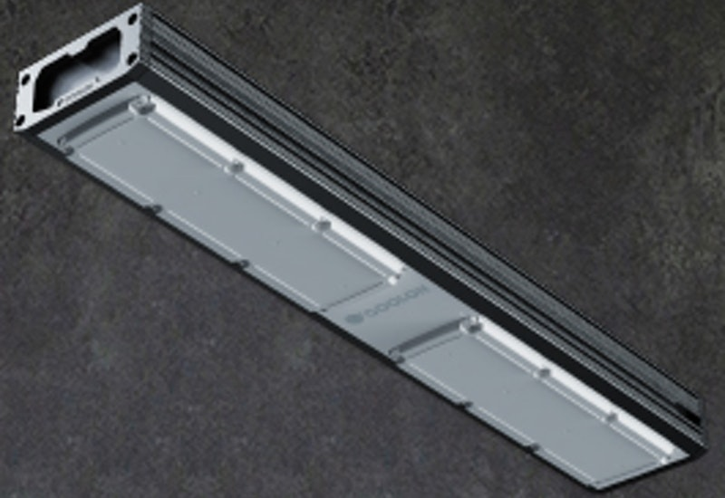 The BRN Batten Light is designed specifically for the harsh conditions of the mining industry.