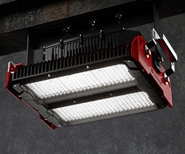Poor light levels are a problem in high-ceilinged applications. But with STELLAR, they are not your problem. Beam shaping optics push lumens from extreme heights of as much as 30 metres, focusing light exactly where you need it.