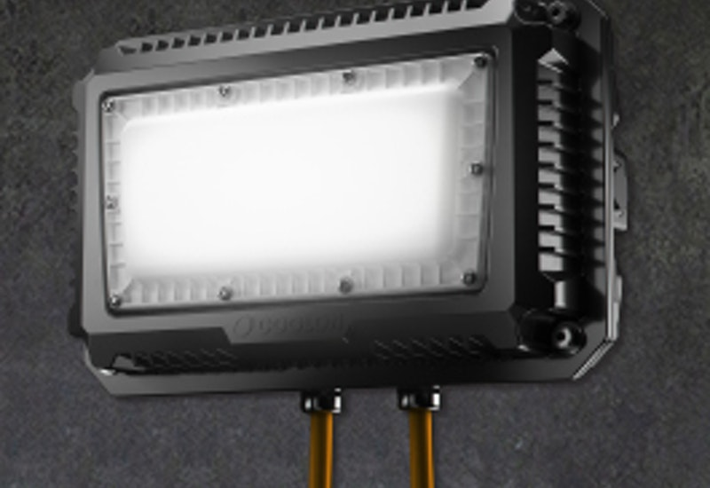 Emergency Bulkhead / Bulkhead LED mining light light close up