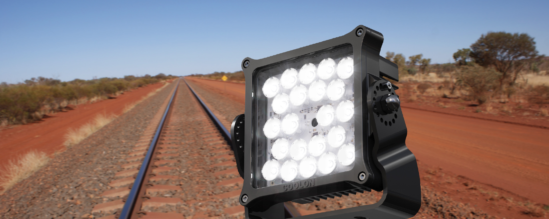 The CP22 led mining floodlight forms an ideal luminaire for long distance, narrow beam illumination in a low power configuration. Its robust build ensures long life even with continuous exposure to vibration and elements.