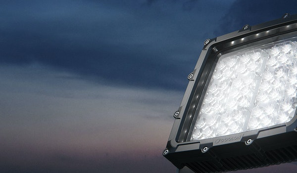 The CP56 LED mining floodlight offers the most robust and heavy-duty industrial lighting solution for tough mining machinery. It delivers high-power light in mining environments.