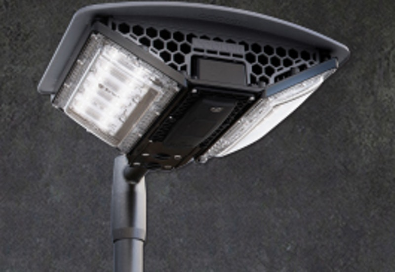 DLK LED conveyor / area light for mining and industrial applications close up view