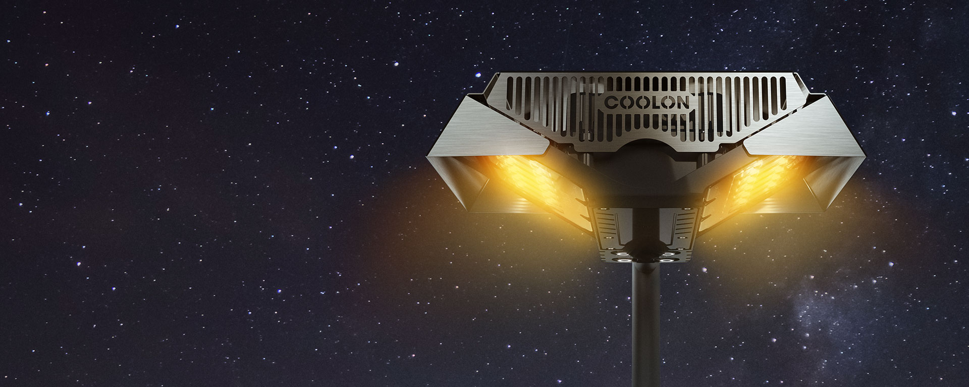 The DLK2 is available in Dark Sky compliant configuration that features a specially designed hood as well as fine tuned light specturm designed to control the effects of lightpollution.