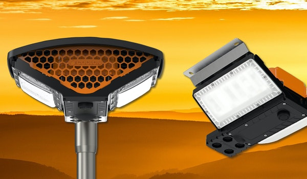 The EMDLK2/EMTNR2 is both a highly reliable conveyor/tunnel light and smart backup emergency light.