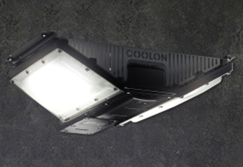 Low profile light that provides unmatched performance for illuminating mining tunnels.