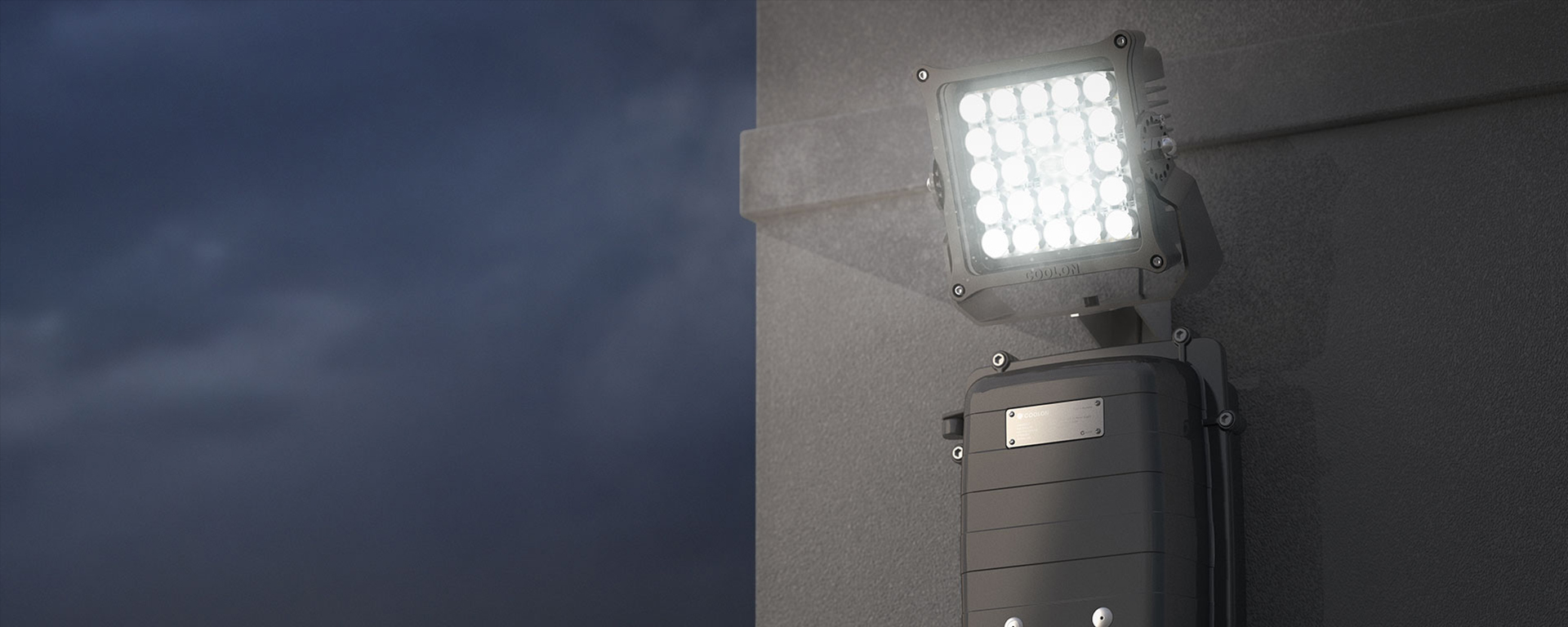 Unlike conventional LED floodlights, the Warden LED was designed to withstand constant abuse.  Resistant to Vibration Impact/Shock Proof Chemical Resistant High Pressure Washable Unaffected by Severe Temperature Variations