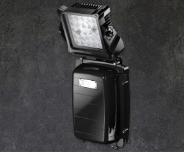 The Warden LED was designed and developed to replace existing halogen/xenon work lights fitted on mining and industrial equipment. The high power LED luminaire provides superior luminous output in a compact size enclosure.