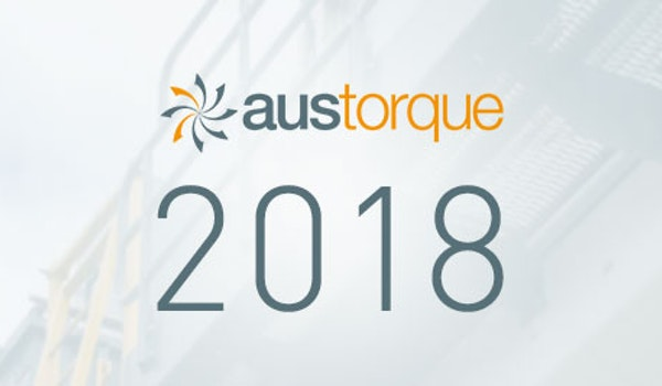 Austorque - Machines 2018 Conference